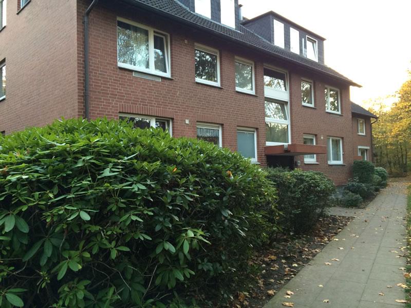 Hamburg Rissen Maisonette Erdgeschosswohnung